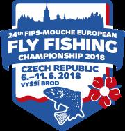 24th FIPS-Mouche Mistrovství Evropy v lovu ryb na umělou mušku, 6. – 11. 6. 2018