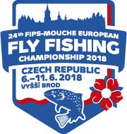 24th FIPS-Mouche European Fly Fishing Championship, Czech republic, 6. – 11. 6. 2018