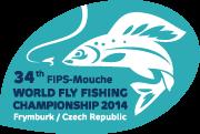 34. FIPS-Mouche Mistrovství světa v lovu ryb na umělou mušku, Frymburk, 27. 5. – 2. 6. 2014